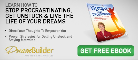 mary morrissey stronger than circumstances ebook