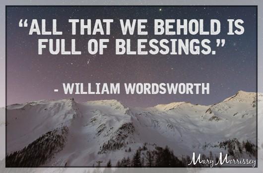 gratitude-quote-william-wordsworth