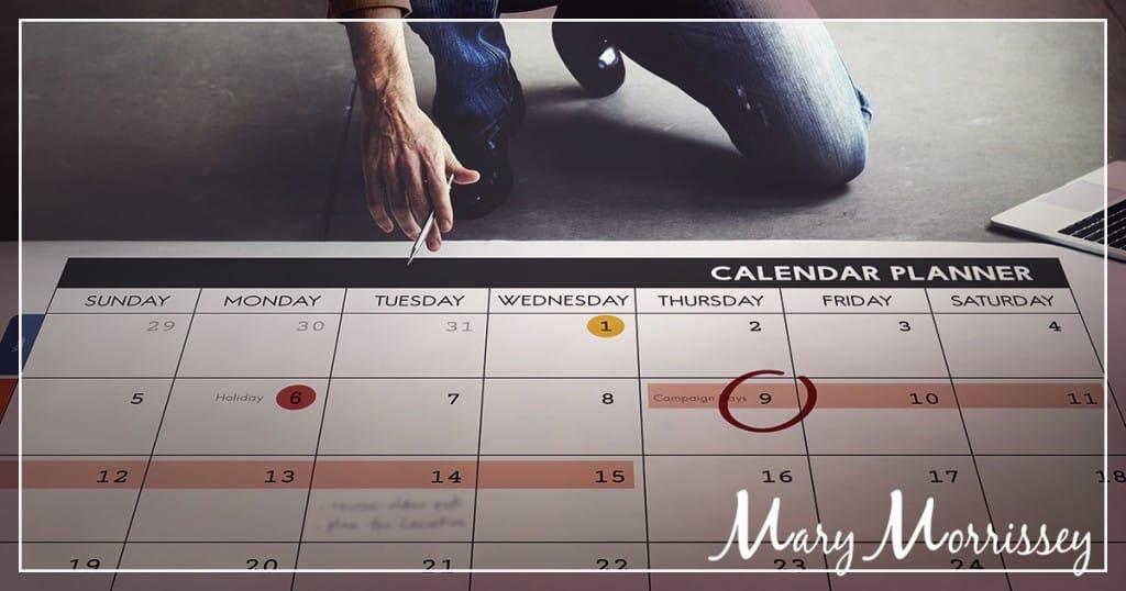 how to prioritize tasks calendar