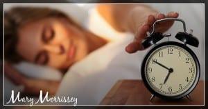 importance of rest days alarm clock