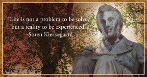 spiritual law of attraction quotes kierkegaard