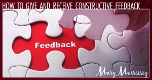 public criticism feedback